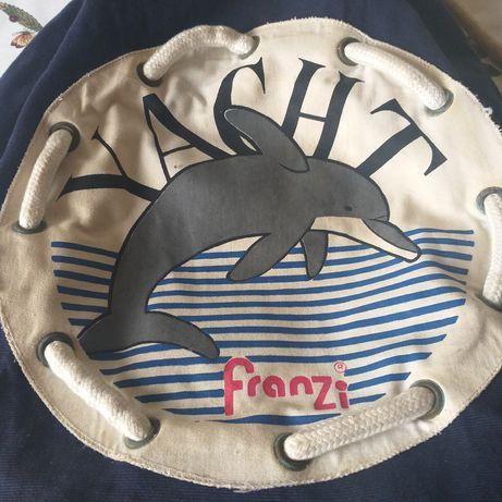 Saco Marinheiro marca Franzi em algodão