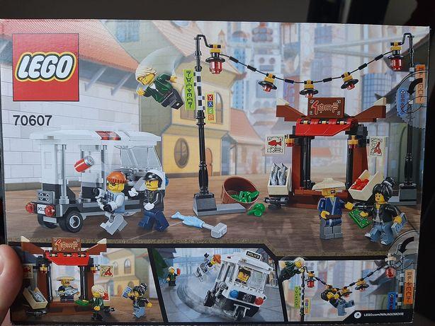Sprzedam nowe LEGO Ninjago Movie 70607
