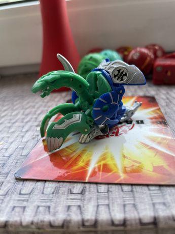 Bakugan mutant helios