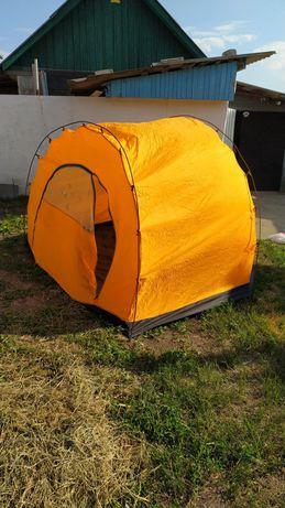 Палатка 4 -х местная  2.10х2х1.50 (без дуг)