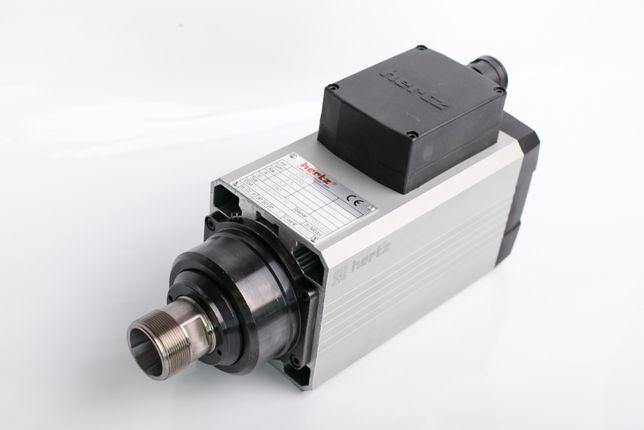 Elektrowrzeciono HERTZ 0,12 - 9 kW, frezarka, CNC, piła