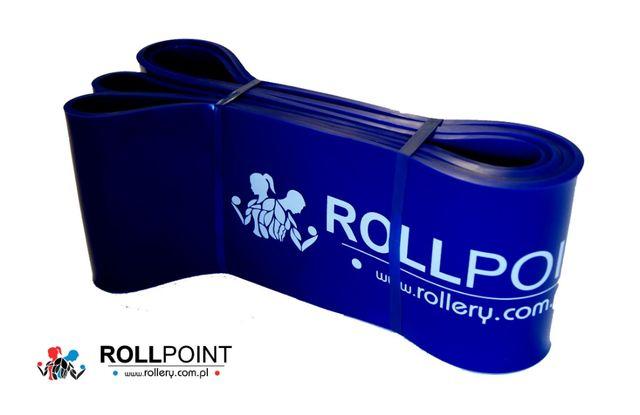 Gumy do ćwiczeń Gumy oporowe 102mm ROLLPOINT
