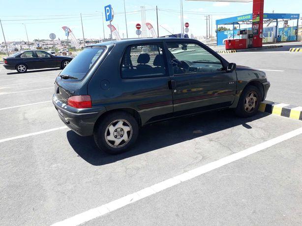 Peugeot 106 1.5 xra