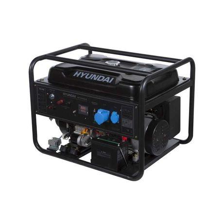 Генератор бензиновый Hyundai HY 12500LE (9.5 кВт) - Беспл. Достав