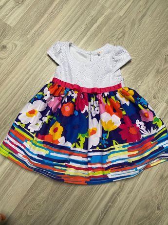 Красивое платье на девочку 2 года