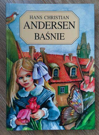 Książka Hans Christian Andersen Baśnie