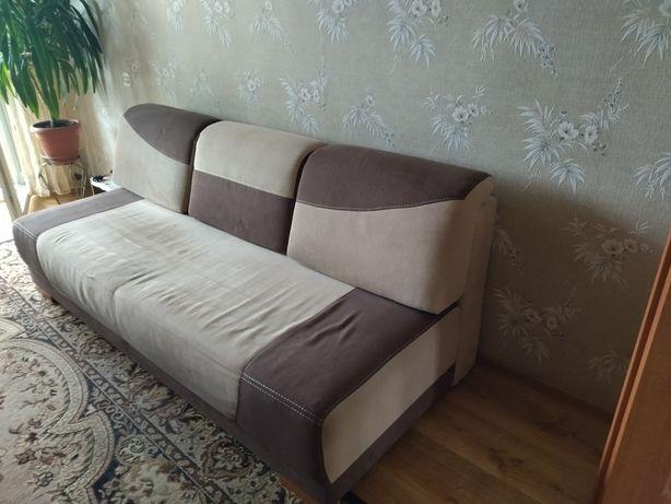 Sprzedam rozkładana sofę wraz z dwoma fotelami