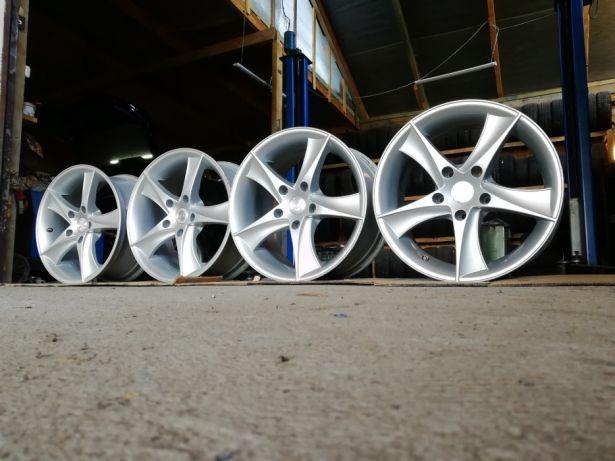 Alufelgi 5x130 8 i 9jx 18 71.6 ETA BEATA Porsche Q7 Taureg Mercedes