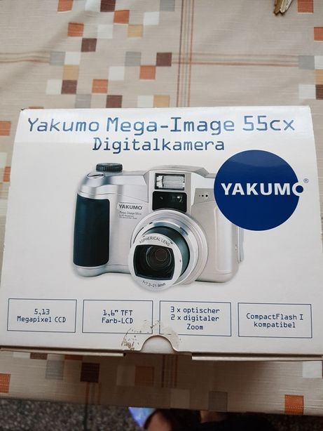 Yakumo fotoaparat