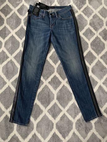 Spodnie jeansowe  damskie ROCK&REPUBLIC M nowe
