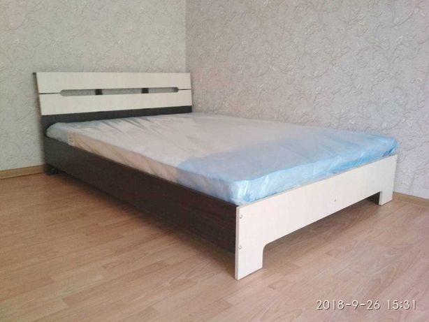 Двуспальная Кровать Стиль 140*200! Есть Одно- и Двусторонние Матрасы!