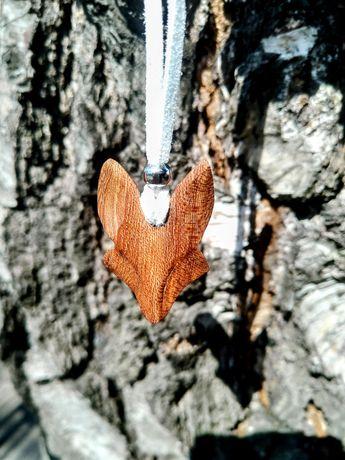 Біжутерія ручної роботи, підвіска, кулон, кулон тварин з дерева.