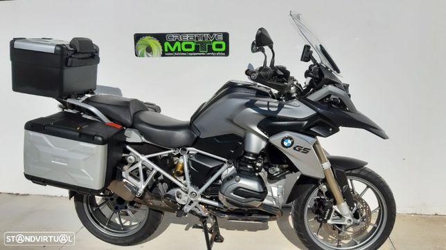BMW R  1200 gs (akrapovic)