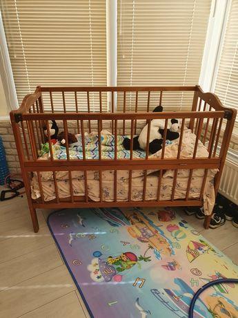 Кровать детская 125/65