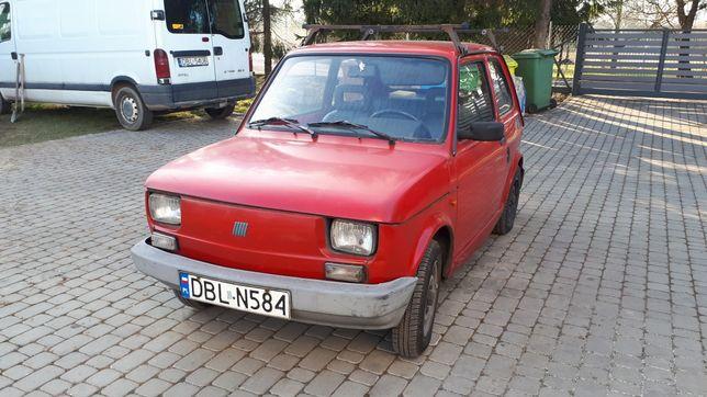 Fiat 126p 2kpl kół
