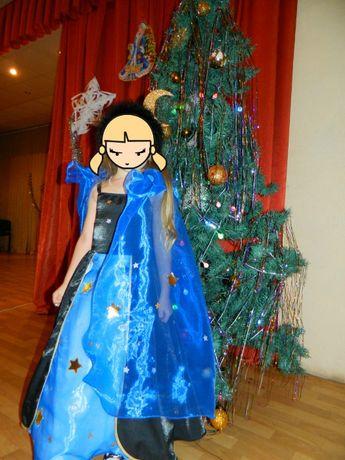 Платье ноченька, звездочка