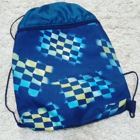 Сумка-рюкзак для мальчика