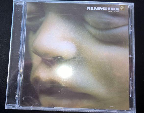 RAMMSTEIN Mutter płyta CD