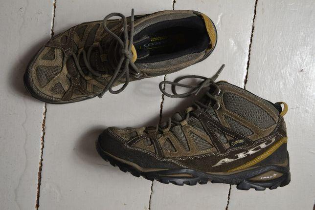 Aku Gore-tex trekkingowe buty 41