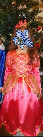 Платье для девочки.Костюм принцессы.