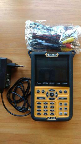 Спутниковый Finder VF-6916 DVB-S2 DVB-S+ 8MP AHD