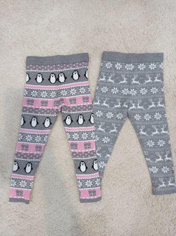 Леггинсы теплые, лосины, штаны Primark, Zara, H&M