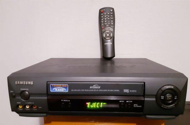 Magnetowid VHS Samsung