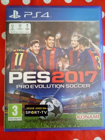PES 2017 Playstation4 selo IGAC