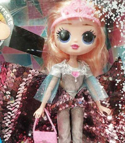 Кукла в платье, Айсберг светящийся Новая кукла