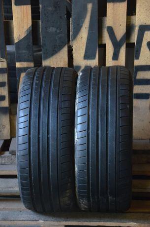 Шини літні 245 45 r18 Michelin Dunlop резина колеса шины летние