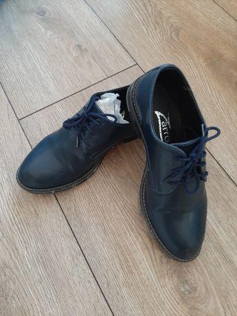 eleganckie buty do komunii dla chlopca 32
