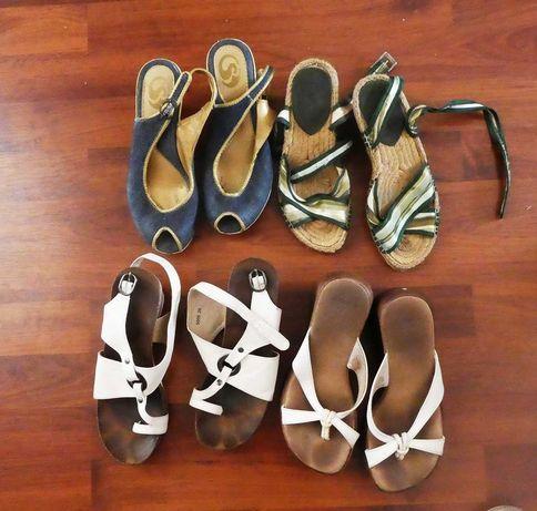 Sandálias de salto alto  (tamanho 36)