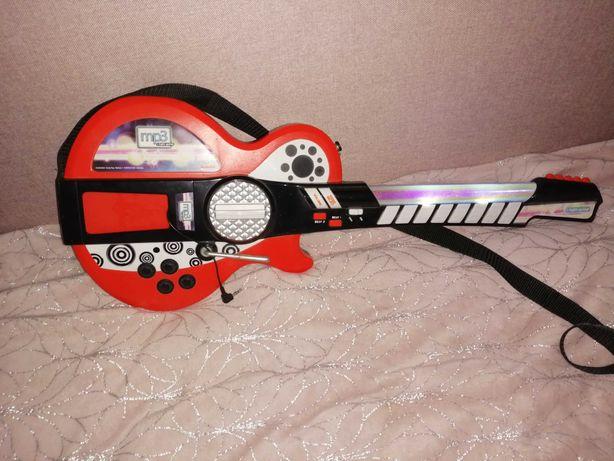 Gitara na baterie super stan