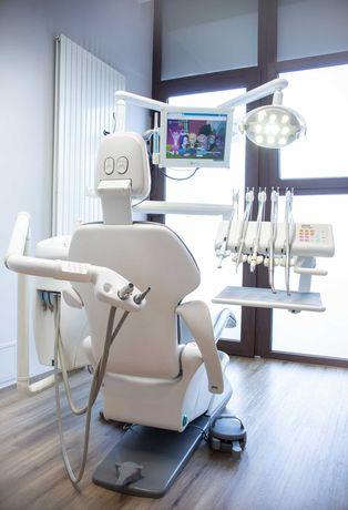 Unit stomatologiczny ABSOLUTE firmy EURODENT (Włochy) kompletacja 200+