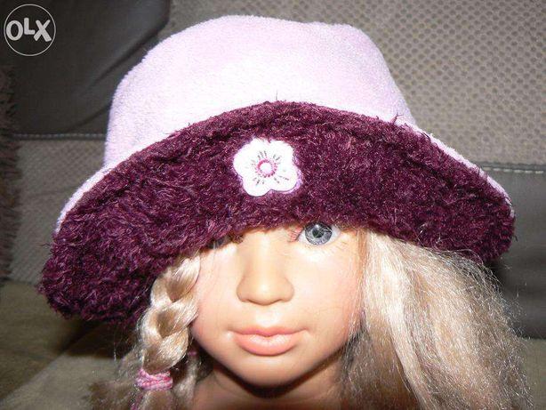 czapka - kapelusik wiosenny rozm. 52