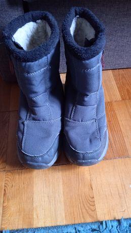 Зимние сапоги на мальчика 34 размер Alaska