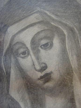 Matka Boska - obrazek