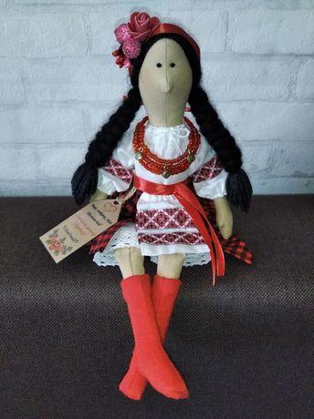 Сувенирная кукла Украинка
