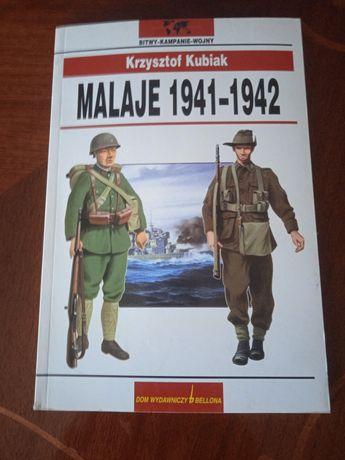 Malaje 1941 - 1942