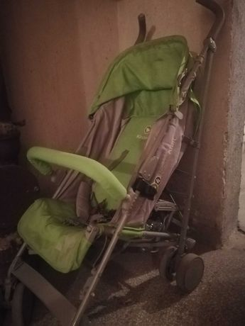 Wózek KinderKraft spacerówka parasalka