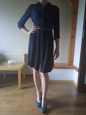 Sukienka szmizjerka Orsay