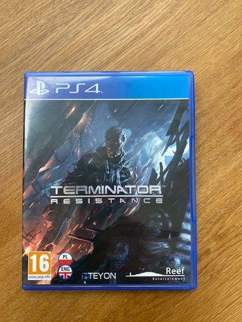 Terminator Resistance PS4 PL