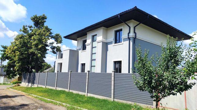 Продам новый дом на Алексеевке.