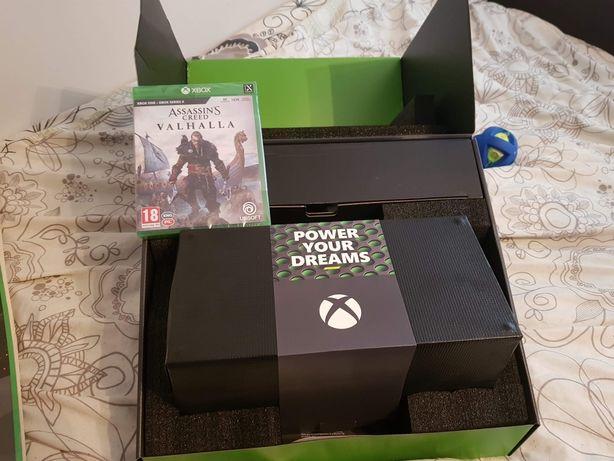 Xbox series x zamienie