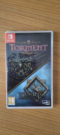 Planescape Torment & Icewind Dale Switch NS nintendo