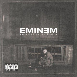 CD Eminem - The Marshall Mathers LP