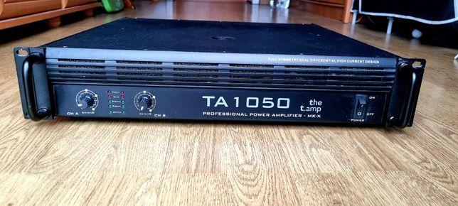 Końcówka mocy the t amp 1050