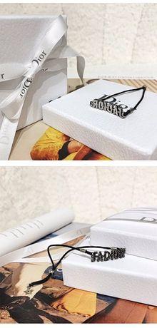 Dior carta estrela bracelete