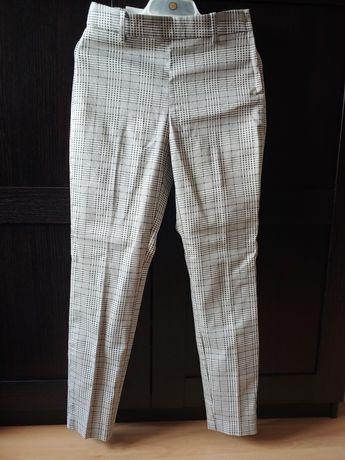 Spodnie w krate H&M Nowe z metka