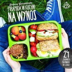 Piramida w kuchni na wynos - Joanna Gorzelińska
